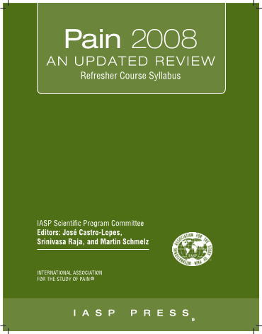Pain 2008 – An Updated Review: Refresher Course Syllabus