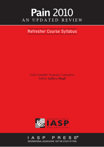 Pain 2010 - An Updated Review: Refresher Course Syllabus