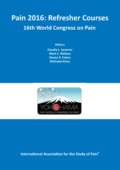 Pain 2016: Refresher Courses, 16th World Congress on Pain